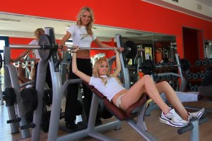 weight training antiaging